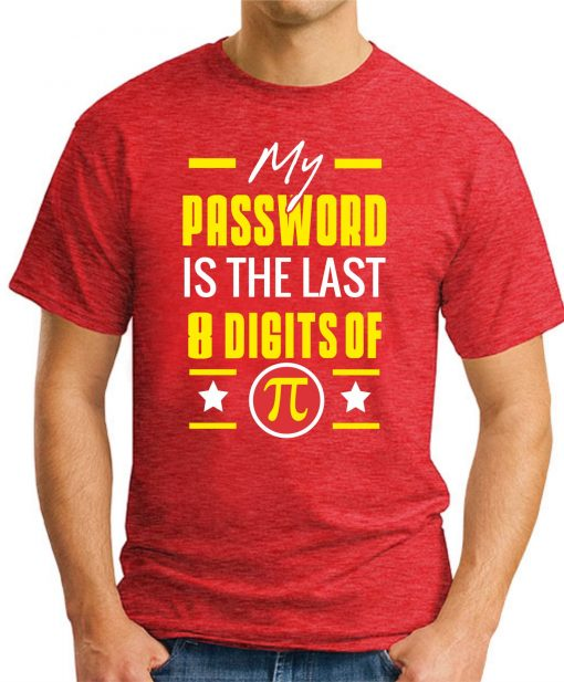 MY PASSWORD IS THE LAST 8 DIGITS OF PI red