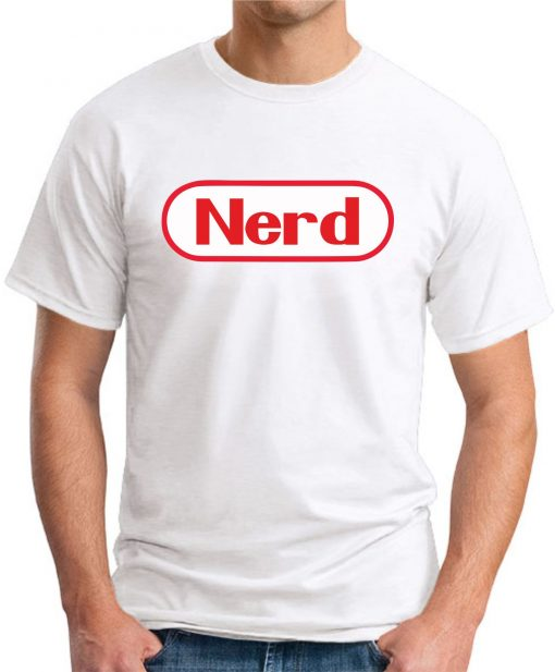 Nerd white