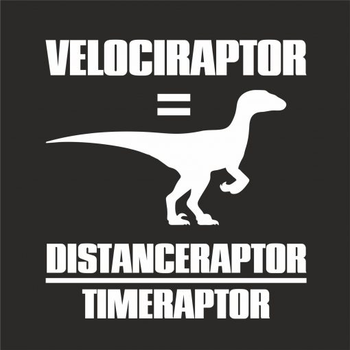 VELOCIRAPTOR = DISTANCERAPTOR / TIMERAPTOR thumbnail