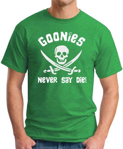 GOONIES NEVER SAY DIE green