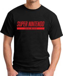 SUPER NINTENDO CHALMERS black