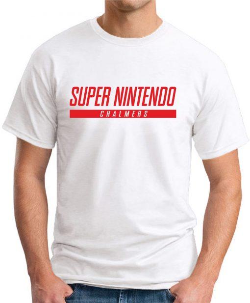 SUPER NINTENDO CHALMERS white