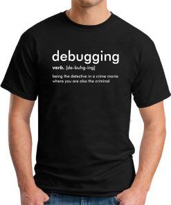 DEBUGGING black
