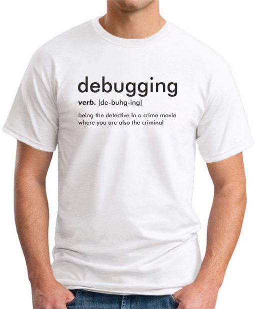 DEBUGGING white