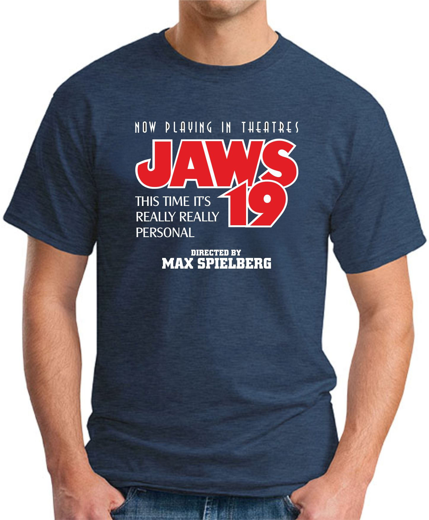JAWS 19 navy