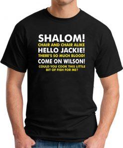 SHALOM! black