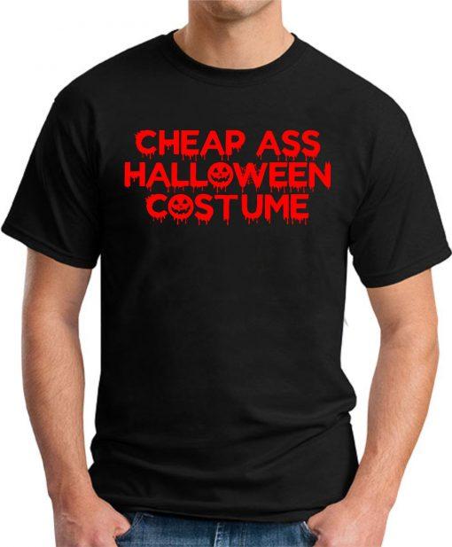 CHEAP ASS HALLOWEEN COSTUME black