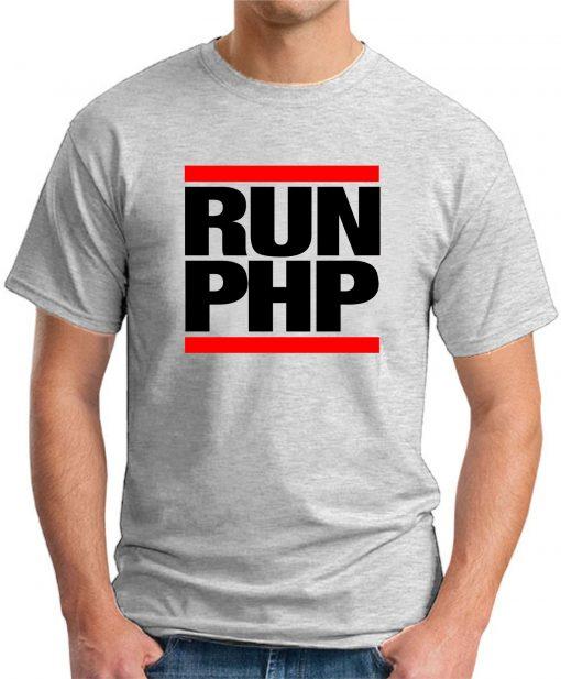 RUN PHP ash grey
