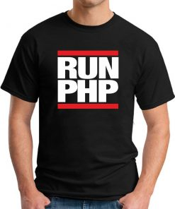 RUN PHP black