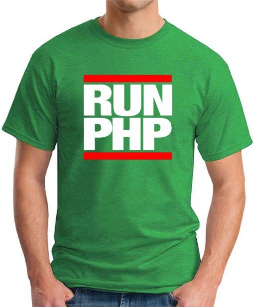 RUN PHP green