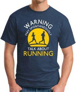 Warning May spontaneously Talk about running navy