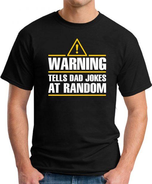 WARNING TELLS DAD JOKES AT RANDOM black
