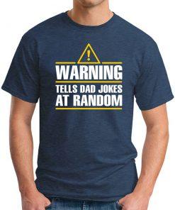 WARNING TELLS DAD JOKES AT RANDOM navy
