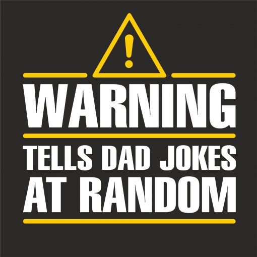 WARNING TELLS DAD JOKES AT RANDOM thumbnail