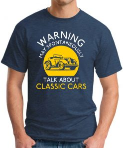 MAY SPONTANEOUSLY TALK ABOUT CLASSIC CARS navy