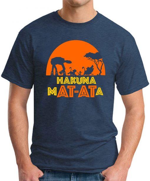 HAKUNA MAT-ATA navy