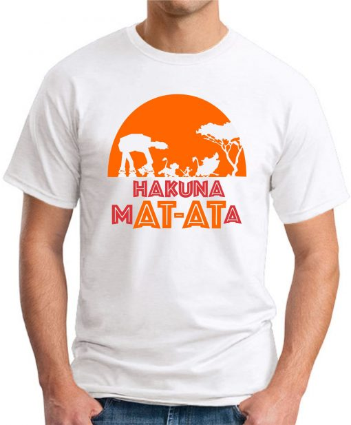 HAKUNA MAT-ATA white