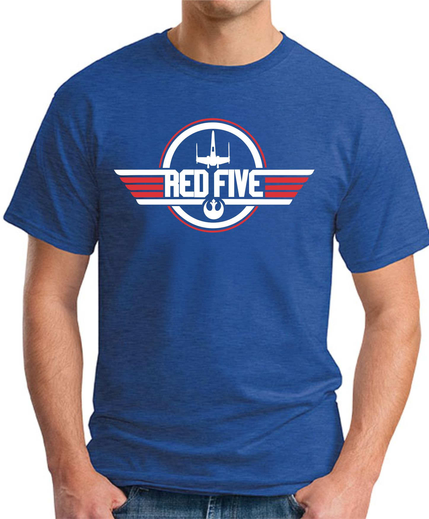 RED FIVE royal blue