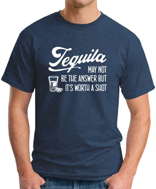 TEQUILA MAY NOT BE THE ANSWER navy