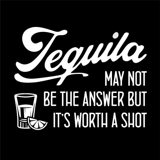 TEQUILA MAY NOT BE THE ANSWER thumbnail