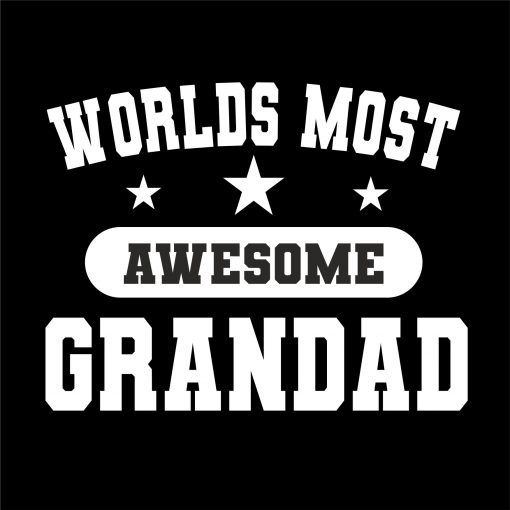 WORLDS MOST AWESOME GRANDAD thumb