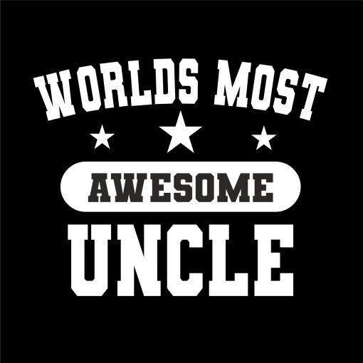 WORLDS MOST AWESOME UNCLE thumbnail