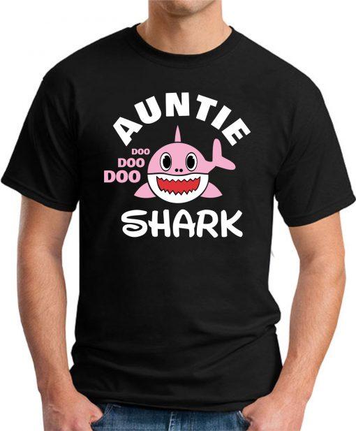AUNTIE SHARK black