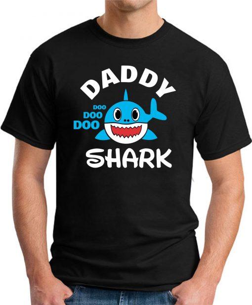 DADDY SHARK black