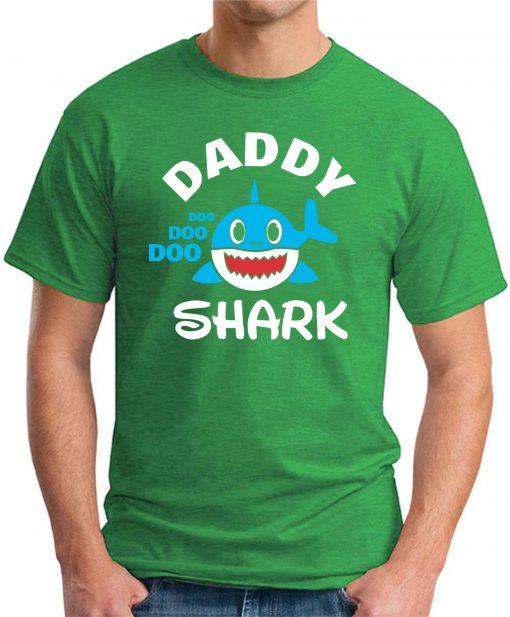 DADDY SHARK green