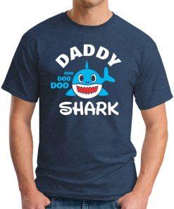 DADDY SHARK navy