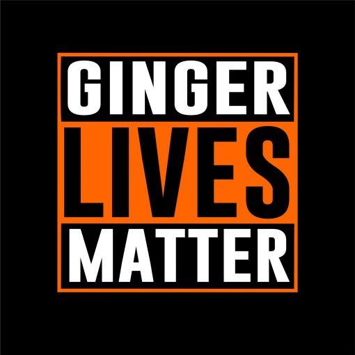 GINGER LIVES MATTER thumbnail