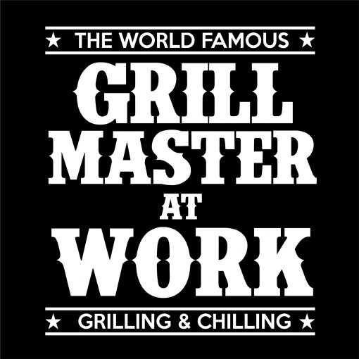GRILL MASTER AT WORK thumbnail