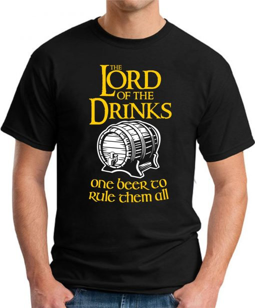 LORD OF THE DRINKS black