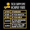TECH SUPPORT HOURLY RATE thumbnail