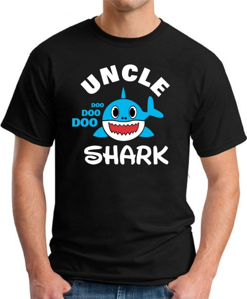 UNCLE SHARK black