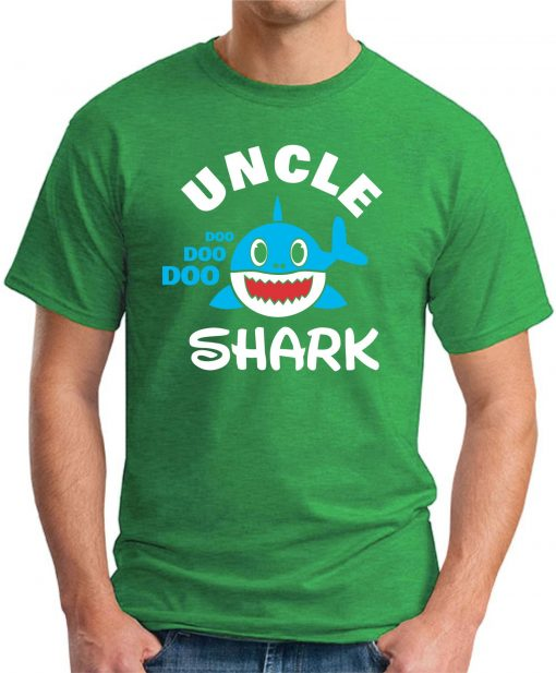 UNCLE SHARK green