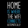 Home is where the WIFI connects Automatically thumbnail